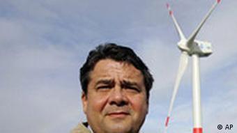 Njemački ministar za okoliš Sigmar Gabriel