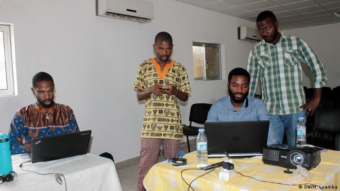 Luanda Zwela NGO Friends of Angola