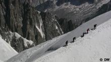 Fokus Europa Mont Blanc