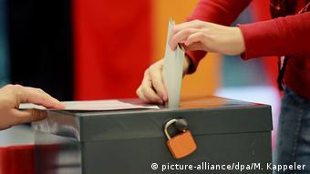 Deutschland Bundestagswahl 2013