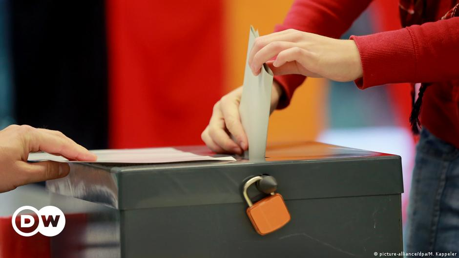 How does the German general election work?