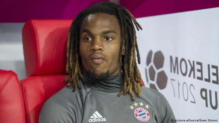Telekom Cup 2017 Renato Sanches FC Bayern Muenchen Fortuna Duesseldorf - FC Bayern Muenchen (picture-alliance/Sven Simon)