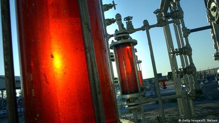 Kuwait Öl-Industrie (Getty Images/S. Nelson)