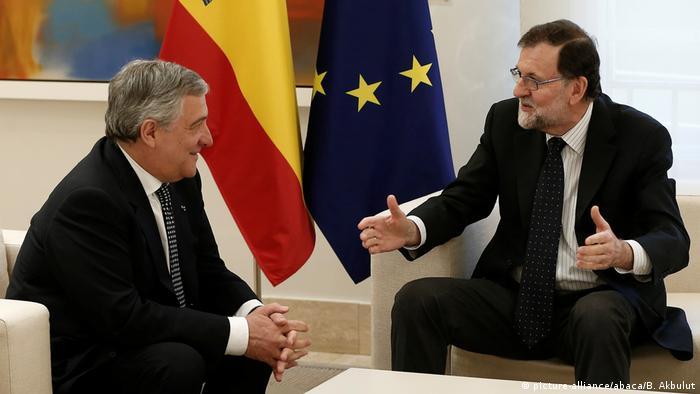 """""""No podemos dejar a América Latina a los intereses de China"""", dijo el presidente del Parlamento Europeo (PE), Antonio Tajani, agregando que la """"UE debe cambiar para contrarrestar a los partidos populistas y eurófobos. 10.02.2017"""
