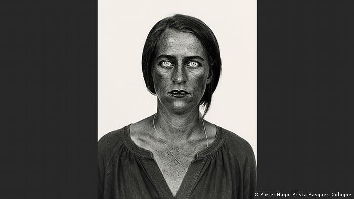 Фотография Питера Хьюго с выставки в Вольфсбурге