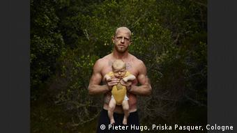 Pieter Hugo: Between the Devil and the deep blue Sea | WITH MY SON, JAKOB HUGO (Pieter Hugo, Priska Pasquer, Cologne)