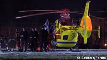 Polen Ministerpräsidentin Szydlo nach Autounfall im Krankenhaus