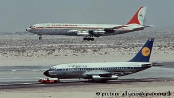 Lufthansa Landshut 1977