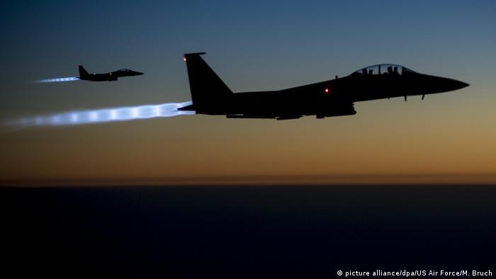 US-Kampfjet F-15E