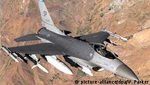 US-Kampfjet F-16C