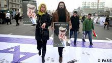 Iran - Revolutionstag