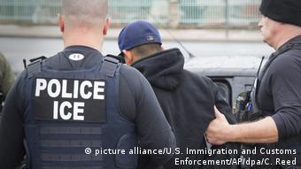 USA Festnahmen bei US-Razzien gegen Einwanderer