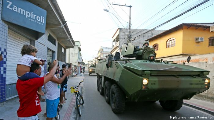 Brasilien Espirito Santo (picture-alliance/Photoshot)