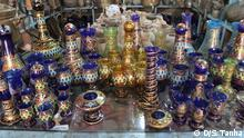 Afghanistan - Traditionelle Glasverarbeitung in Herat