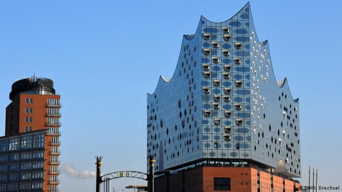 The Elbphilharmonie in Hamburg was inaugurated in 2017 and cost €866 million ($961.7 million) to build