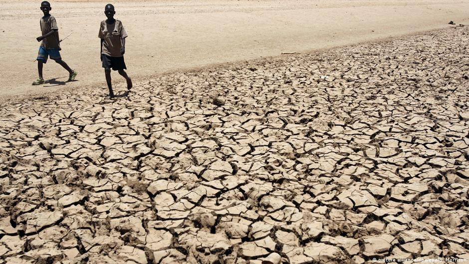 Up to 20 million threatened by drought in eastern Africa ...