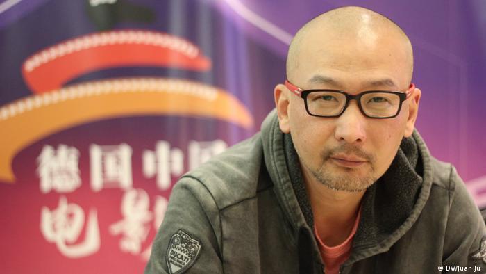 Regisseur Guan Hu - Vorsitzender der Jury vom zweiten Chinesischen Filmfestival in Deutschland
