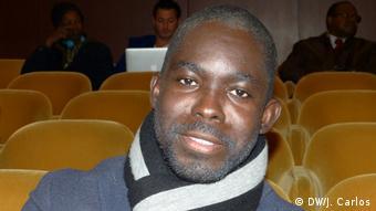 Guinea Bissau - Miguel de Barros Aktivist