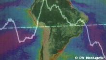 Symbolbild Finanzkrise in Südamerika