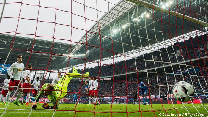 Deutschland Bundesliga - RB Leipzig v Hamburger SV (Getty Images/AFP/J. McDougall)