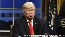 USA | Alec Baldwin als Donald Trump in der Satireshow Saturday Night Live