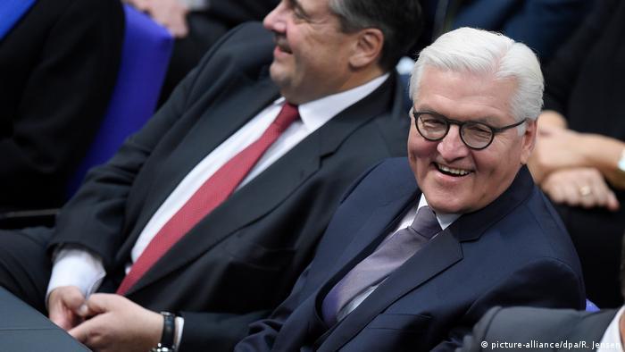 Deutschland | Wahl des Bundespräsidenten | Frank-Walter Steinmeier