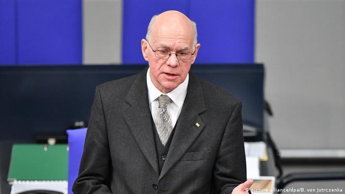 Deutschland | Wahl des Bundespräsidenten | Norbert Lammert