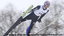 Japan Sapporo - Ski Jumping World Cup - Andreas Wellinger