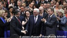 Berlin Wahl des Bundespräsidenten Frank-Walter Steinmeier