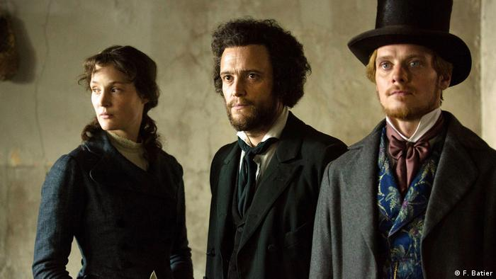 Film still The Young Karl Marx | Der junge Karl Marx (F. Batier)