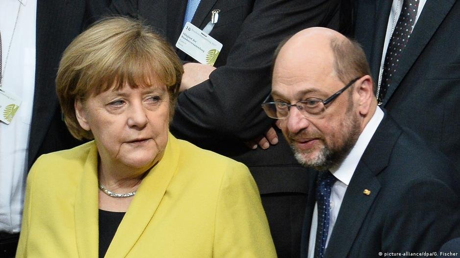 Die Rheinpfalz: Merkel endişeli