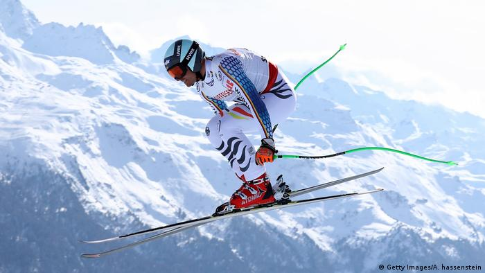 St. Moritz Alpine Skiweltmeisterschaft Andreas Sander (Getty Images/A. hassenstein)