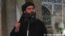 Abu Bakr al-Baghdadi Führer Islamischer Staat