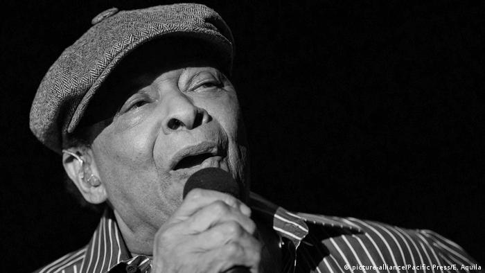 Al Jarreau Konzert (picture-alliance/Pacific Press/E. Aquila)