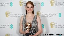 British Academy of Film and Television Awards in London | La La Land, Emma Stone