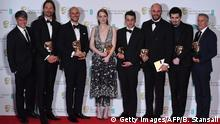 British Academy of Film and Television Awards in London | La La Land, Emma Stone & Team