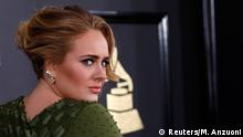 Grammy Awards 2017 in Los Angeles | Adele