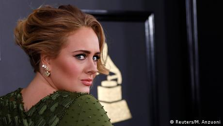 Grammy Awards 2017 in Los Angeles | Adele (Reuters/M. Anzuoni)