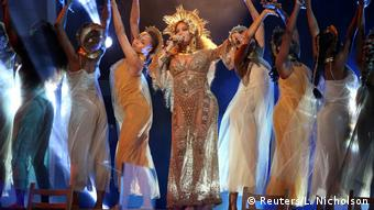 Grammy Awards 2017 in Los Angeles | Beyonce