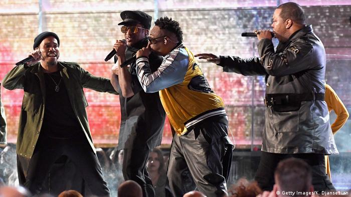 Grammy Awards 2017 in Los Angeles | A Tribe Called Quest (Getty Images/K. Djansezian)