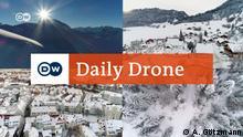Juli 2016 Als Luftaufnahme des Ortes mit DailyDrone - Logo