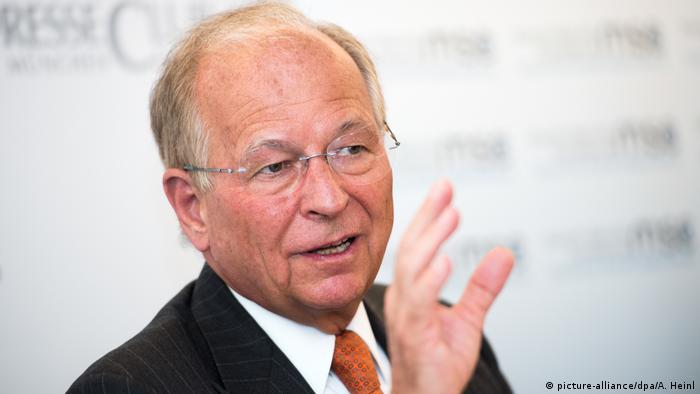 Deutschland Ischinger PK zur Münchner Sicherheitskonferenz