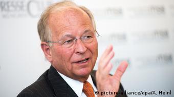 Ο διευθυντής της Διεθνούς Διάσκεψης του Μονάχου για την Ασφάλεια,Βόλφγκανγκ Ίσινγκερ