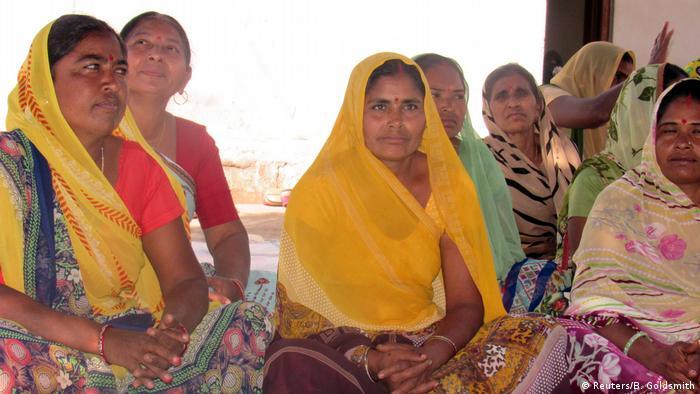 Indien Mayapur Landwirtschaft Frauen Gleichberechtigung (Reuters/B. Goldsmith)