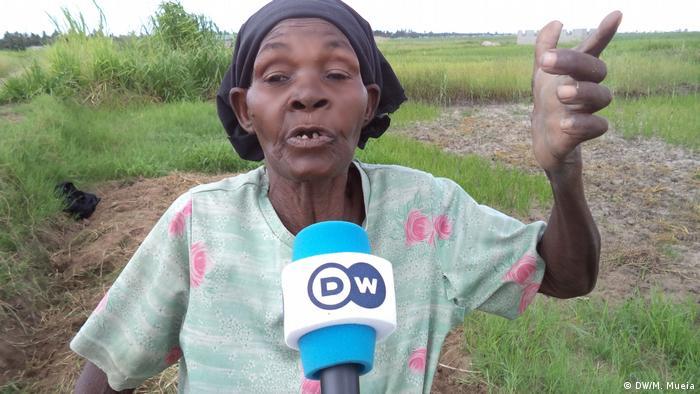 Mosambik Maquival, Provinz Zambézi - Landwirte befürchten schlechte Ernte wegen El Niño