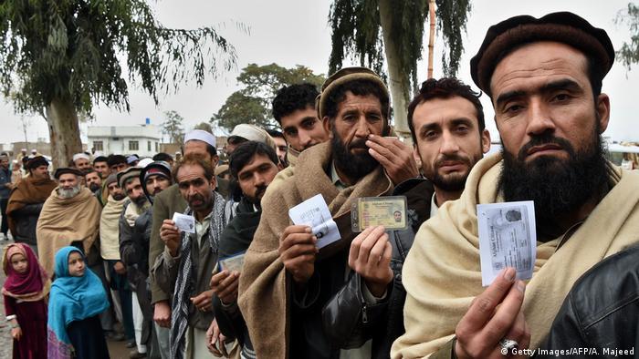 Pakistan Flüchtlinge aus Afghanistan (Getty Images/AFP/A. Majeed)