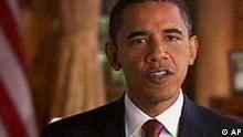 In this image from video provided by the Obama Campaign, Democratic presidential candidate Sen. Barack Obama., speaks during a 30-minute infomercial to be broadcast on prime-time television Wednesday, Oct. 29, 2008. (AP Photo/Obama Campaign)