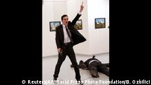 World Press Photo Awards 2017 World Press Photo Awards 2017 - Burhan Ozbilici, The Associated Press - An Assassination in Turkey