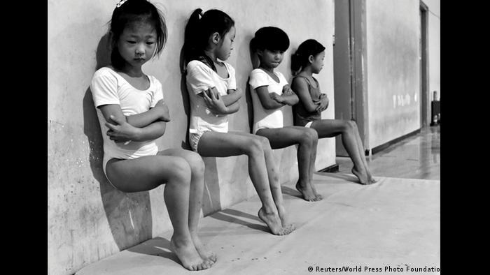 World Press Photo Awards 2017 World Press Photo Awards 2017 - Daily Life - Second Prize, Singles - Tiejun Wang - Sweat Makes Champions (Reuters/World Press Photo Foundation/Tiejun Wang)