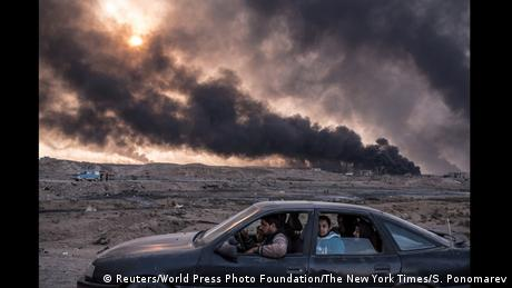 World Press Photo Awards 2017 - General News - Second Prize, Stories - Sergey Ponomarev, for The New York Times - Iraq's Battle To Reclaim Its Cities (Reuters/World Press Photo Foundation/The New York Times/S. Ponomarev)